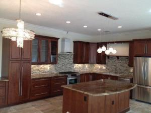 Palm Beach County - Custom Kitchen